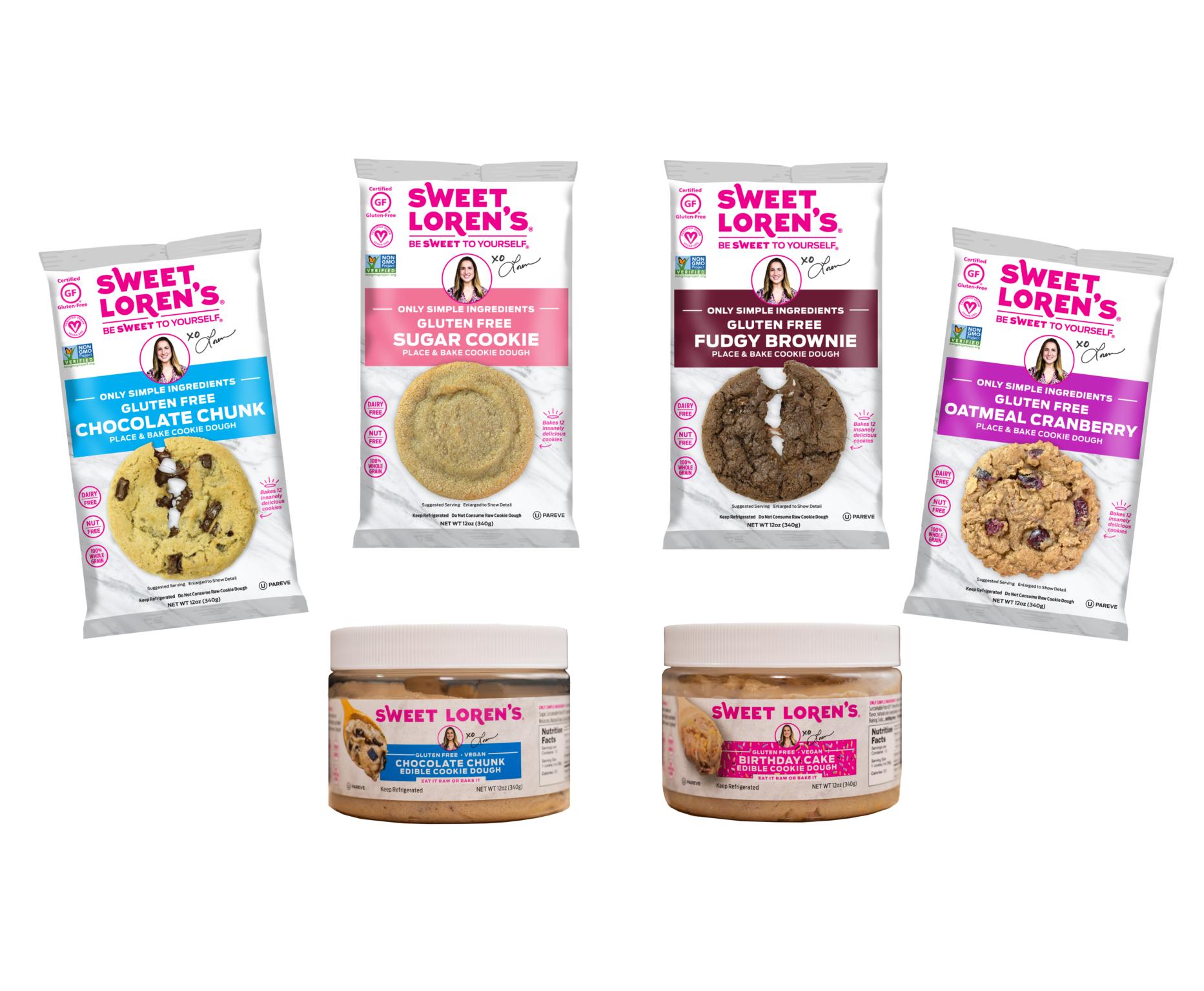 Sweet Loren's Packaging